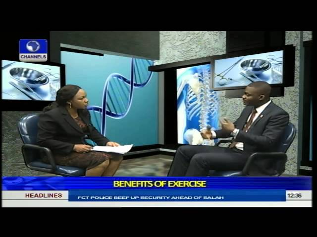 Health Matters: Benefits of Exercise PT1