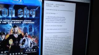 IRON SKY - [2012] [Audio Latino] [BRrip] [2 Link] [BITSHARE] [BILLIONUPLOADS]