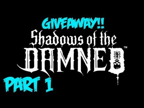 Shadows of the Damned Walkthrough – Part 1 [Act 1-1] – GIVEAWAY!! – Let's Play (Gameplay)