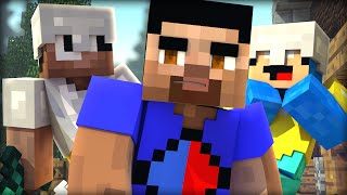 FUNNY HUNGER GAMES MOMENTS! - Minecraft Animated Short #12