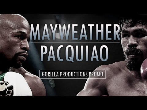 Floyd Mayweather vs. Manny Pacquiao - May 2nd Promo (GP)