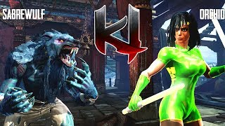 Killer Instinct - Online Match 9 - Classic Orchid Gameplay
