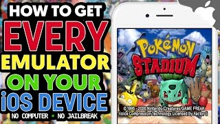 NEW! How to Get N64, PS1, NDS Games & More on your iOS Device ! iOS 10 (NO JAILBREAK) (NO COMPUTER)