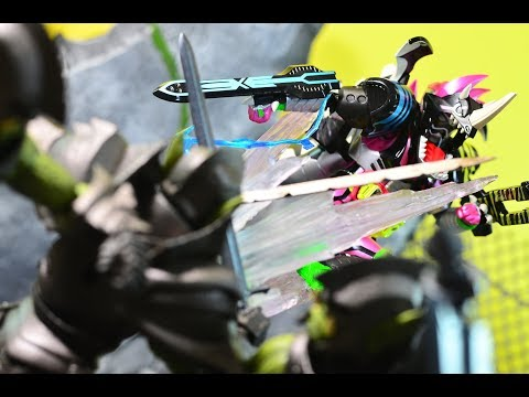 Bandai S.H. Figuarts Kamen Rider Ex Aid Hunter Action Gamer Lvl 5 Review