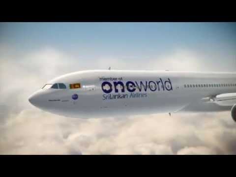 SriLankan Airlines joins oneworld Alliance