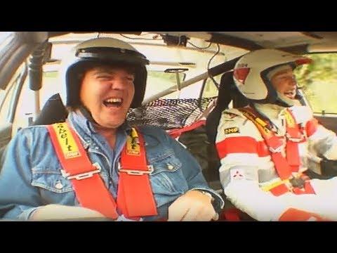 BBC: Rallying And British Attitude- Jeremy Clarkson's Motorworld