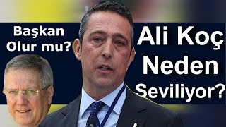 Ali Koç Kimdir ? (Neden Seviliyor) #Fenerbahçe