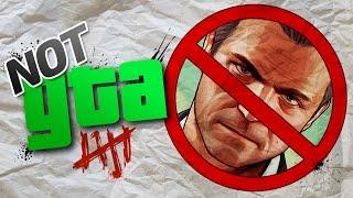 RUN OVER EVERYBODY! | NotGTAV Gameplay (GTA 5 Parody Game)
