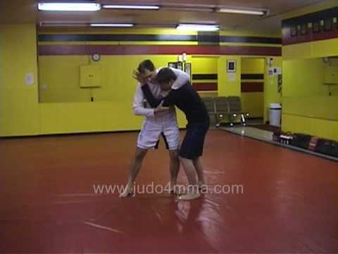 Judo for MMA - O Soto Makikomi Image 1