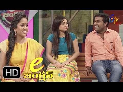 E Junction | 13th March 2017  | Suma | Racha Ravi | Priyanka | Full Episode 18 | ETV Plus