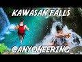 Kawasan Falls Canyoneering (EPIC CLIFF JUMPS & FLIPS) - Philippines Travel Vlog