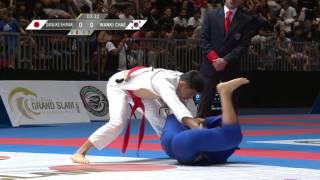 wanki chae(채완기) vs Daisuke Shiraki 2017 - Grand Slam Tokyo