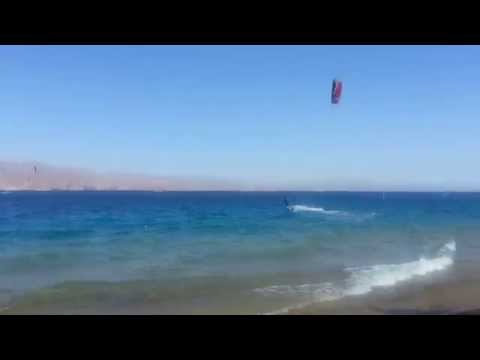 Wasser sport in Eilat Israel
