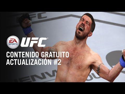 EA SPORTS UFC - Contenido gratuito - Segunda Actualización
