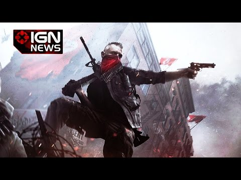 Homefront: The Revolution Now Property of Deep Silver - IGN News