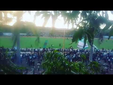 RICUH !! Brigata Curva Sud Vs Laskar Kuning (Cilegon United Vs PSS Sleman)