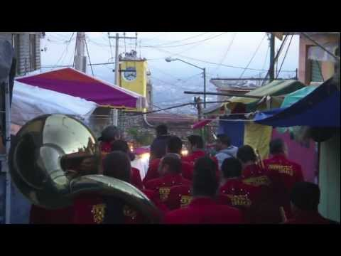 Documental Banda Hermanos Rubio En Magdalena Petlacalco 3 De Enero 2013