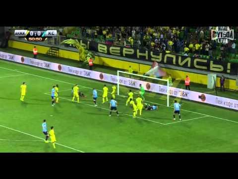 «Анжи» 0 – 1 «Крылья Советов»
