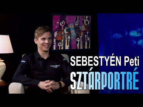 Sebestyén Peti interjú - Sztárportré