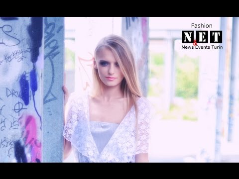 Fashion Day Torino Parco Dora modella Lydia Didi - NET