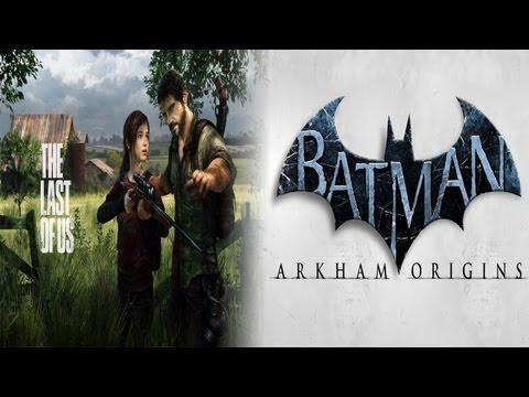 Gaming News- Batman Arkham Origins, The Last of Us, Metro Last Light