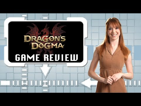 Dragon's Dogma Review w/ Lisa Foiles - The Good. The Bad. & The Rating - TGS