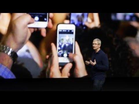 Apple 3Q revenue falls