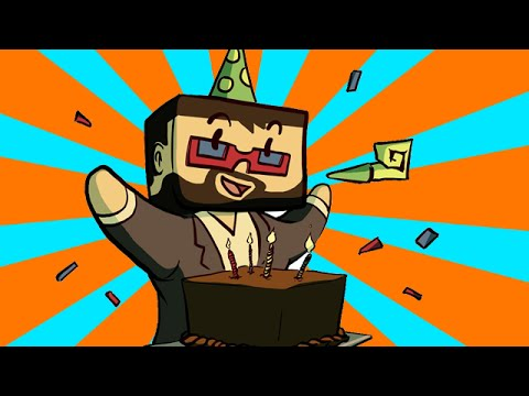 Happy Birthday Captainsparklez video