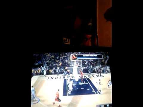 NBA 2K14 My Career Mode Indiana Pacers vs. Raptors