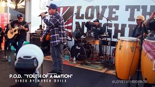 download lagu P.o.d. - Youth Of A Nation Live - San gratis