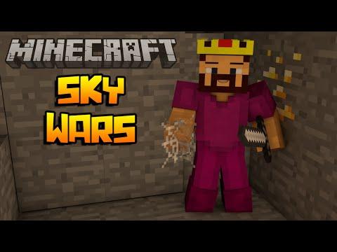 ТЕСТИМ ЛЕГЕНДАРНЫЙ КЛАСС - Minecraft Скай Варс (Mini-Game)