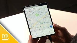 Samsung bringt faltbares Smartphone für knapp 2000 Euro raus
