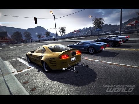 Need For Speed World Drag Mode Live Chat