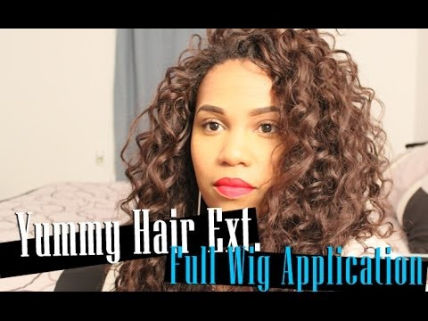 Yummy Hair Extensions Loose Curls 30