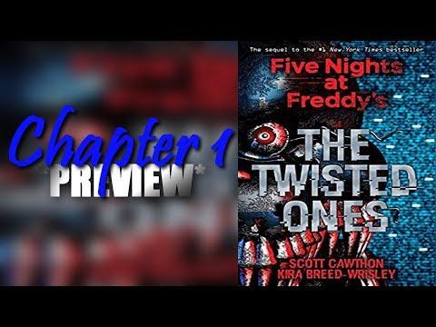 Fnaf twisted ones audio book