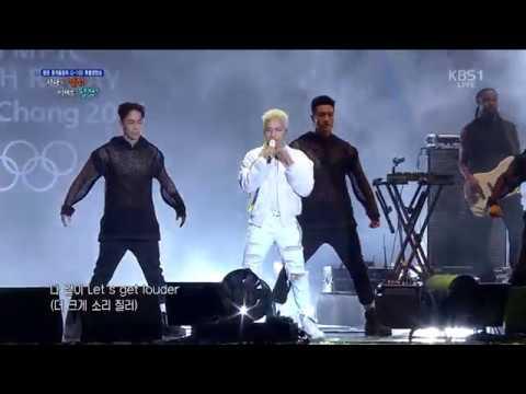171101 TAEYANG BIGBANG - Louder