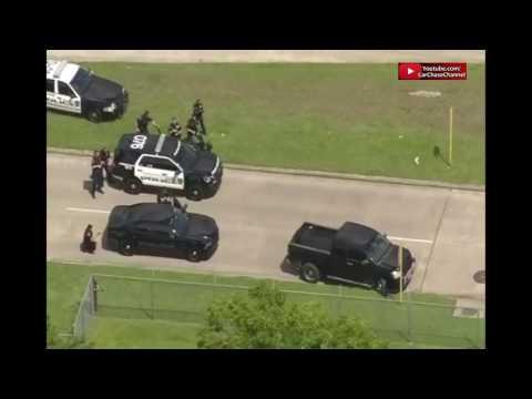 Police Chase Houston June 13 2017