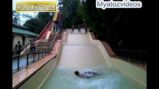 Rides in water kingdom Park  videos Mumbai Myatozvideos