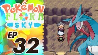 Let's Play Pokemon: Flora Sky - Part 32 - Sir. Steven's Quiz