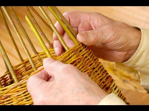 Лоза плетение своими руками фото