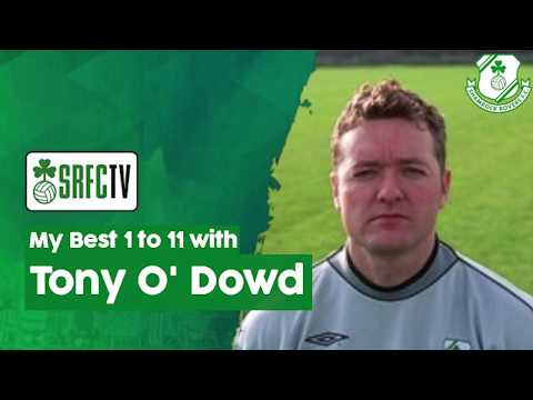 Tony O'Dowd Best 1 to 11