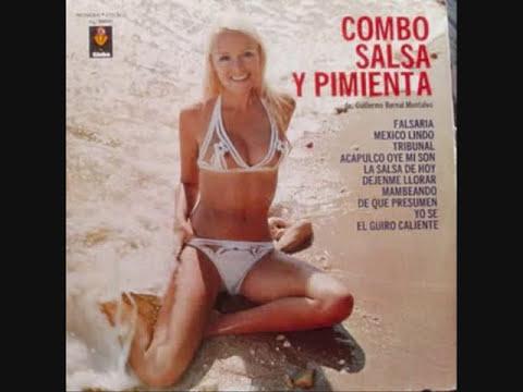 Combo Salsa y Pimienta - Acapulco Oye Mi Son