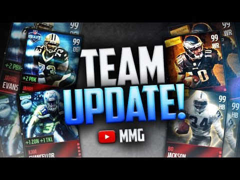 Madden Mobile Team Update! (Glitch Info Included)