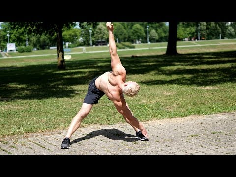10 Exercises to Develop an Athletic Physique thumbnail