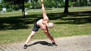 10 Exercises to Develop an Athletic Physique
