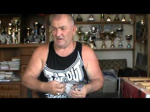 Interviu columbofil dl Badin Vasile FCPR Braila Romania 12 august 2014