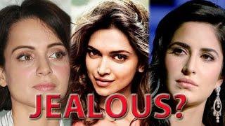 Kangana Ranaut & Katrina Kaif Affected By Deepika Padukone | Bollywood Gossip