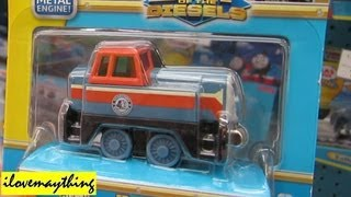 Rusty, Den and Iron Bert - Thomas & Friends Take N Play trains