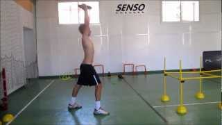 Functional Tennis - Muscle transform - Explosive tennis drill