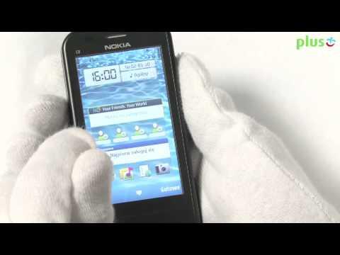 Nokia C6 -  test recenzja Nokia C6